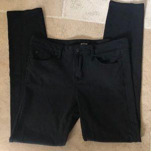 Kids sz 16 Hudson black stretch pants. Adorable!